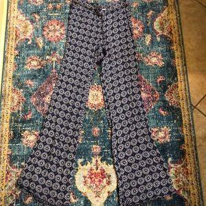 H&M boho pants. Size 4